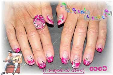 deco ongles original