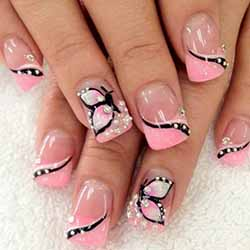 Photo ongle page 3 sur 5 deco for Decoration ongle
