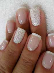 idee manucure mariage deco. Black Bedroom Furniture Sets. Home Design Ideas