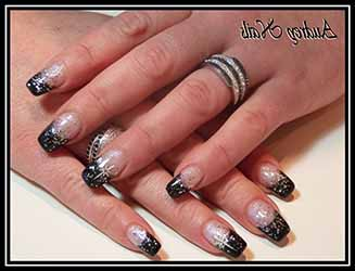 french ongle noir