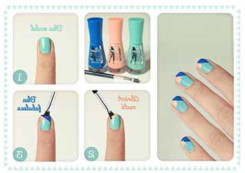 Ongle vernis deco - Idee ongles vernis facile ...