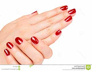 Manucure rouge deco - Deco ongle rouge ...