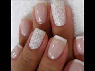 Modele French Gel Deco