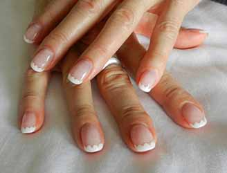 Modele French Ongles Deco