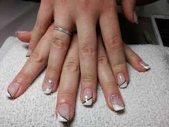 motif pour ongles gel